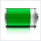 How to increase battery if in iOS 7