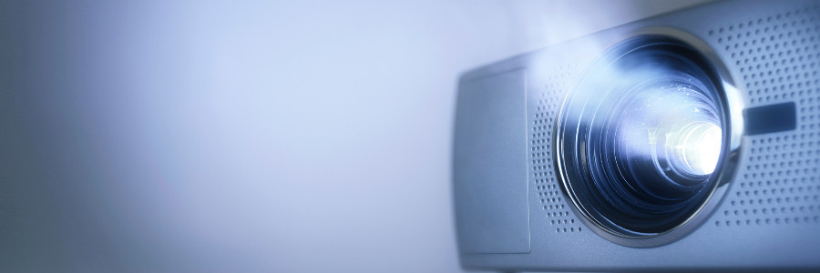 Considerations for buying a business projector