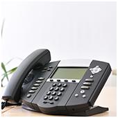On-premises VoIP