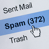 Distributed spam