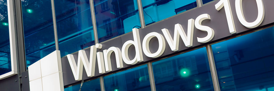 Set up Windows 10 on your laptop