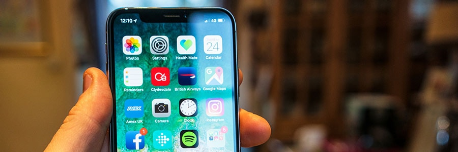What's new with the iPhone XS