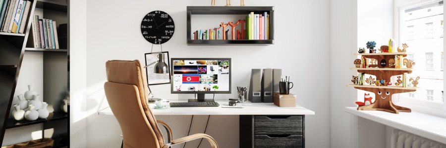 7 Tips to prevent hermit habits when working at home