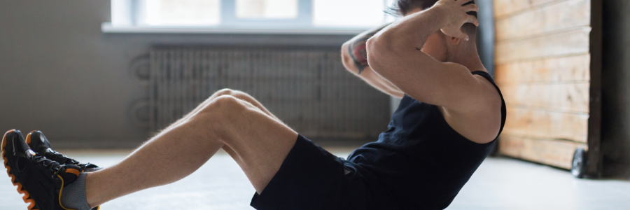 5 Easy workout moves when working remotely