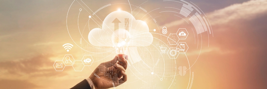 The cloud: Connecting us during the COVID-19 outbreak
